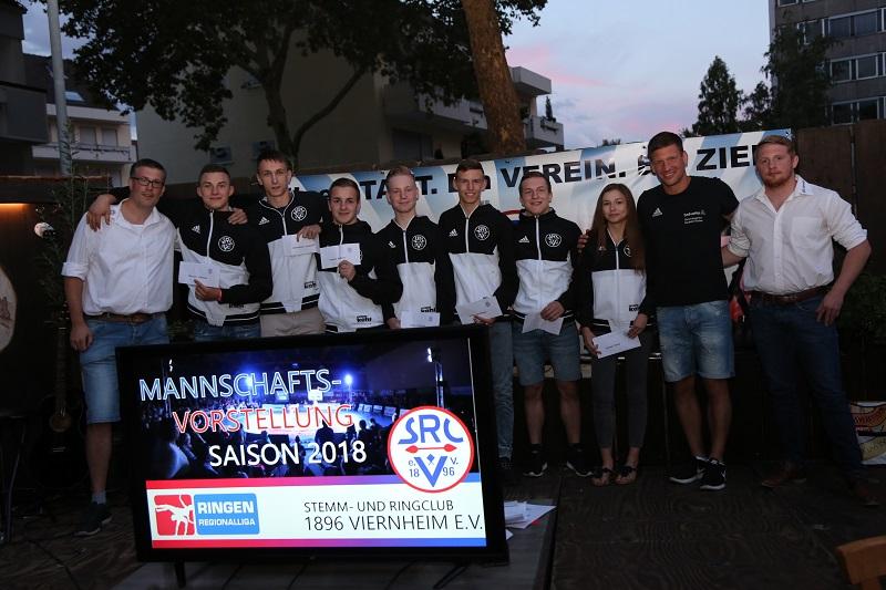 DM Teilnehmer 2018