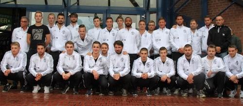 SRC Mannschaft 2016