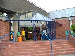 Waldsporthalle 1