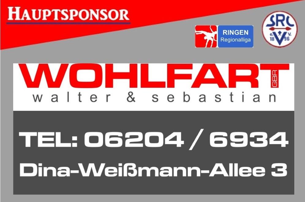 Hauptsponsoren Walter Wohlfart 2018 2