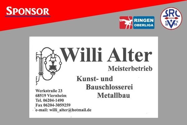 SponsorAlter Willi