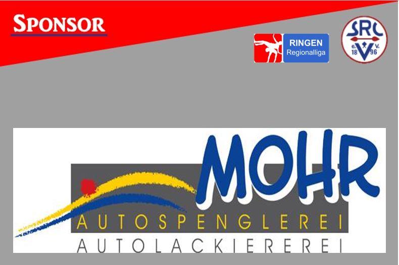 Sponsor Mohr