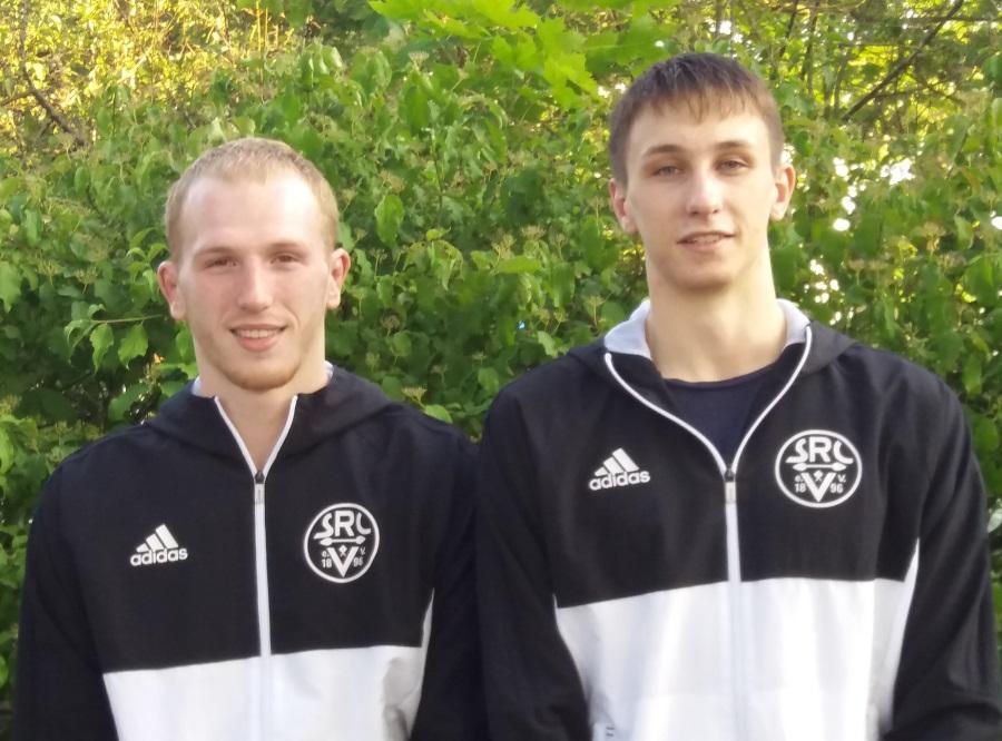 Matthias und Sebastian DM 2018